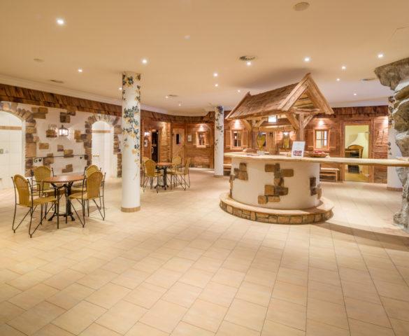 Saunabereich Waidringer Hof