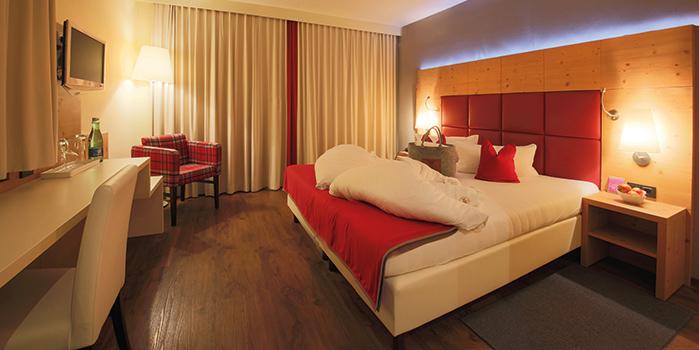 Doppelzimmer Comfort · glücks.pilz
