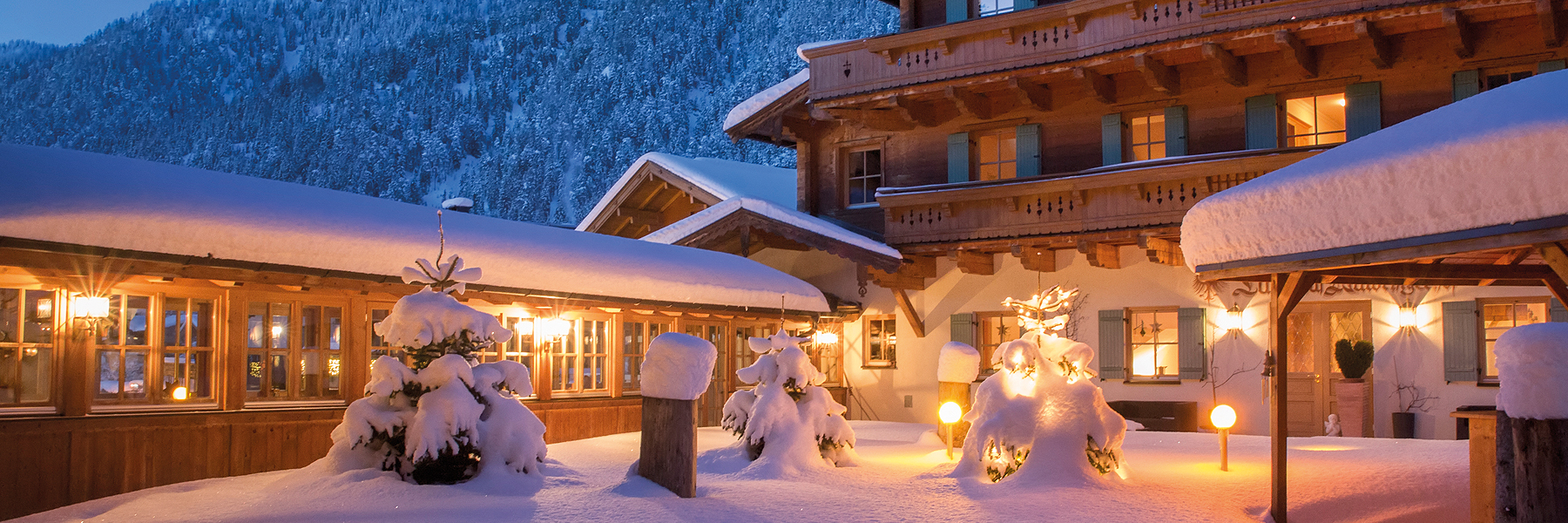 Winter Hotel Waidringer Hof