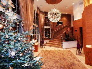 Weihnachtsstimmung im Waidringerhof