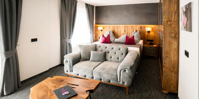 Doppelzimmer alpen.glanz XL